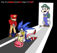 amy rose the hedgehog hentai ffd adff chan amy rose mario sonic team hedgehog super bros crossover entry