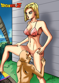 android 18 and goku hentai contests entries sexinpublic hent pastcontests