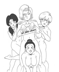 android 18 and goku hentai android bulma briefs chichi dragon ball videl hentai page