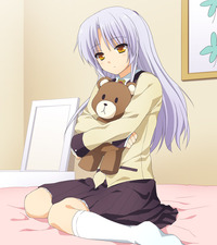 angel beats hentai angel beats tenshi bear final proof tenshis