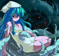 anime hentai monsters hashbrowns var albums hentai pictures tentacles dress tattered monster anime