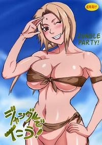 anime komik hentai naruto jungle party