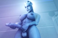 asari hentai asari liara soni mass effect animated fugtrup source filmmaker