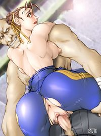 asia sex hentai lusciousnet chun riding cock superheroes pictures album street fighter xxx
