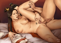 avatar e hentai galleries questionable forums nosebleed avatar last airbender