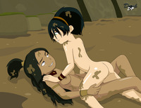 avatar e hentai galleries media avatar last airbender toph nude hentai cartoon