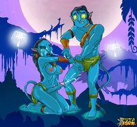 avatar hentai navi avatar futanari shemale cartoons sexy navi from