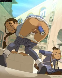 avatar korra hentai ffronzak photo