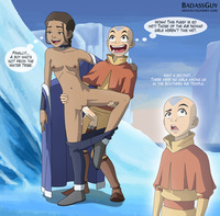avatar the last air bender hentai req src