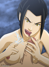 avatar the last airbender azula hentai rule