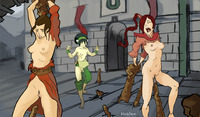 avatar the last airbender hentai toph bffc avatar last airbender azula toph bei fong lee disclaimer