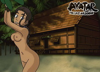 avatar the last airbender yue hentai katara hentai porn pictures