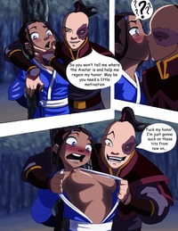 avatar zuko hentai short avatar comic part