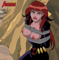 avengers black widow hentai gigantor pictures user black widow tied