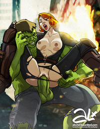 avengers black widow hentai ccca adb avengers black widow hulk marvel fuckit