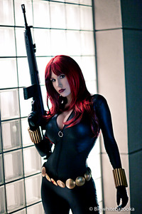 avengers black widow hentai black widow onpaperwings ganwr cosplay crystal graziano