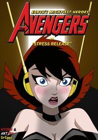 avengers porn hentai lusciousnet pictures album avengers stress relief
