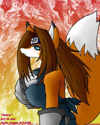 bakugan hentai pictures pre inara furry from village kitsunemon morelikethis anthro digital