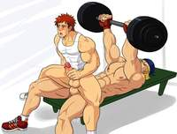 bara hentai adult bara workout marus clubs thread club yaoi page