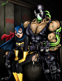 bat girl hentai rosenrot pictures user bane batgirl