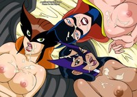 bat girl hentai rule samples sample