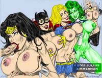 batman and wonder woman hentai barbara gordon batgirl batman black cat marvel hulk supergirl wonder woman zimmerman crossover linov hentai foundry filmvz portal