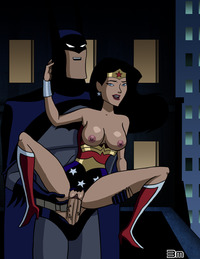 batman and wonder woman hentai indm ster wonder slut getting ink art