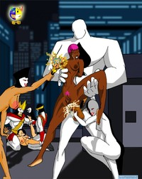 batman beyond hentai batman beyond dcau dana tan donna walker jack lawgick max gibson melanie queen royal flush gang ten page