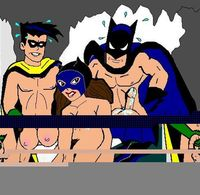 batman cartoon hentai batgirl supergirl gallery cartoon lego hentai
