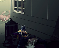 batman e hentai batgirl batman polyle stephanie brown