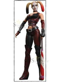 batman hentai ms madhouse foto batman arkham city series harley quinn action figure