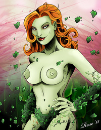 batman ivy hentai rosenrot pictures user poison ivy