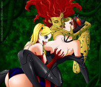 batman poison ivy hentai sebastian pictures user video game yuri collection poison ivy catwoman harley quinn