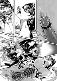 bayonetta hentai manga doujins uapf witch unleashed english