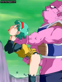 bbw hentai galleries dragon ball hentai gallery videl bulma chi goku