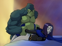 beast boy hentai flick pictures user beast boy raven page all