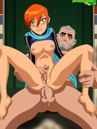 ben 10 alien force gwen hentai page