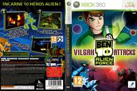 ben 10 alien force hentai comic media original ben alien force vilgax porn comic
