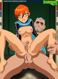 ben 10 hentai galleries ben dankwart gwen tennyso tennyson hentai picture from cartoon