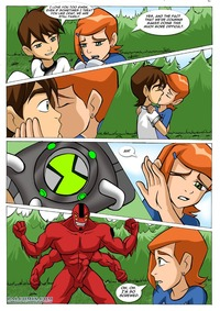 ben 10 hentai photos ben comic