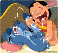 best hentai porn series simps lilo stitch sexy disney fucking