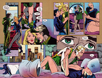 black canary hentai lusciousnet black canary green pictures album screaming ecstasy alien