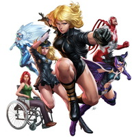 black canary hentai wallpaper black canary