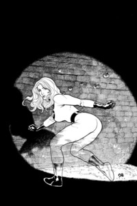 black canary hentai albums gilliardbelardo misc marvel knights cho nerd princess vol