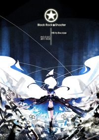 black rock shooter hentai black rock shooter ron