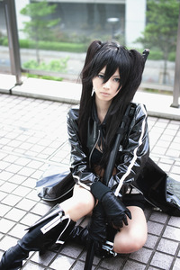 black rock shooter hentai galeria black rock shooter shera cosplay blackrock