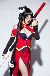 blaz blue hentai litchi faye ling vampbeauty blazblue hentai cosplay