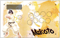 blazblue makoto hentai albums jam kaze makoto stick discussion fightstick template art