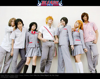 bleach e hentai wpblog bleach cosplay anime thoughts live action adaptation