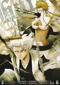 bleach espada hentai thumbnails detail bleach tia harribel espada hitsugaya toshiro wallpaper wallpaperfo hentai resolution wallpapers